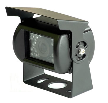MONGOOSE MC405F FRONT view heavy duty with night vision