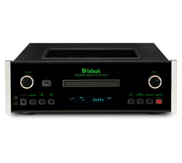 McIntosh MCD550 CD & SACD Player