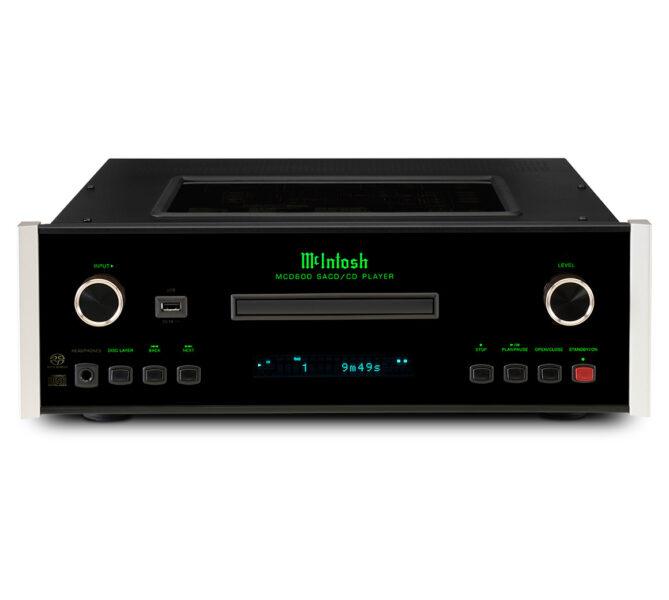 McIntosh MCD600 CD & SACD Player