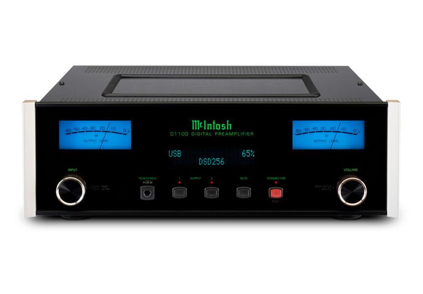McIntosh D1100 Digital Pre-Amplifier