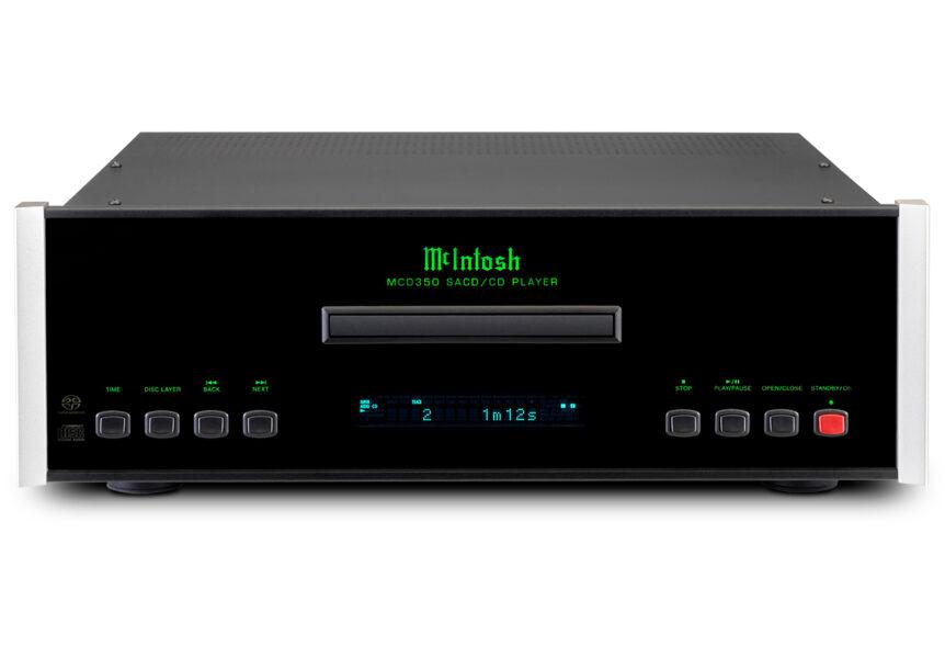 McIntosh MCD350 CD & SACD Player