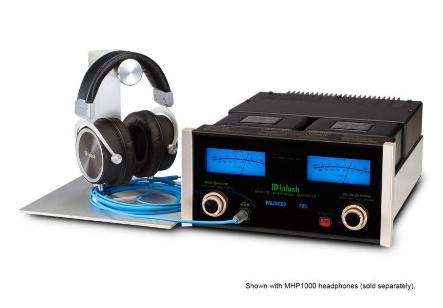 McIntosh MHA150 Headphone & Integrated Amplifier