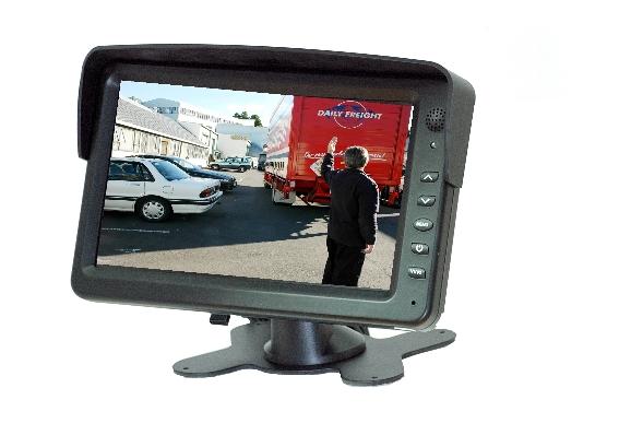 MONGOOSE LCD720P 7.0″ monitor