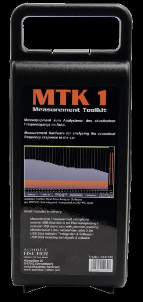 Helix MTK1 Measurement Tool Kit – RTA for DSP