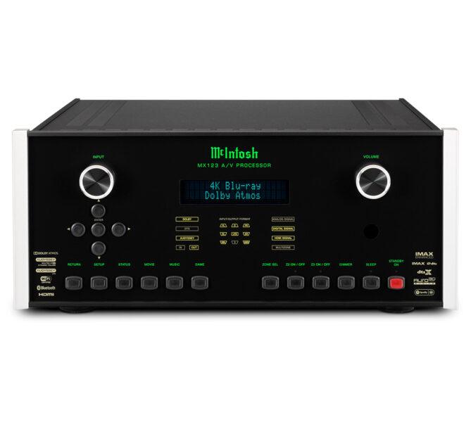 McIntosh MX123 13.2 Channel Atmos A/V Processor