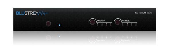 Blustream 4x2 HDMI Matrix Switcher