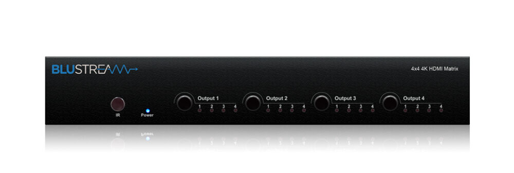 Blustream 4×4 HDMI Matrix Switcher