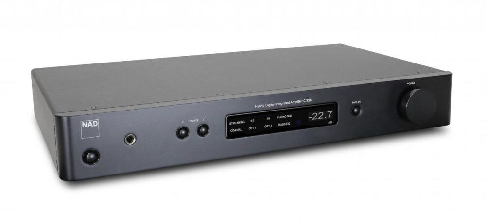NAD C 338 Hybrid Digital Integrated Amplifier