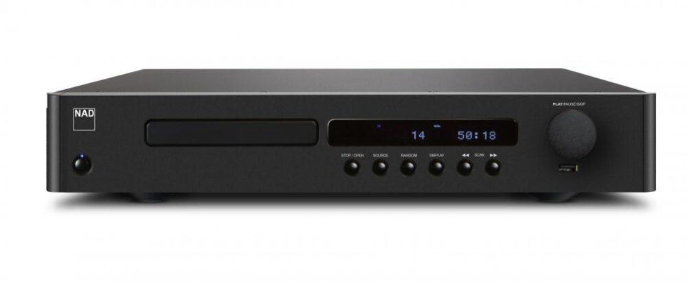 NAD C 568 Premium CD Player with USB Input