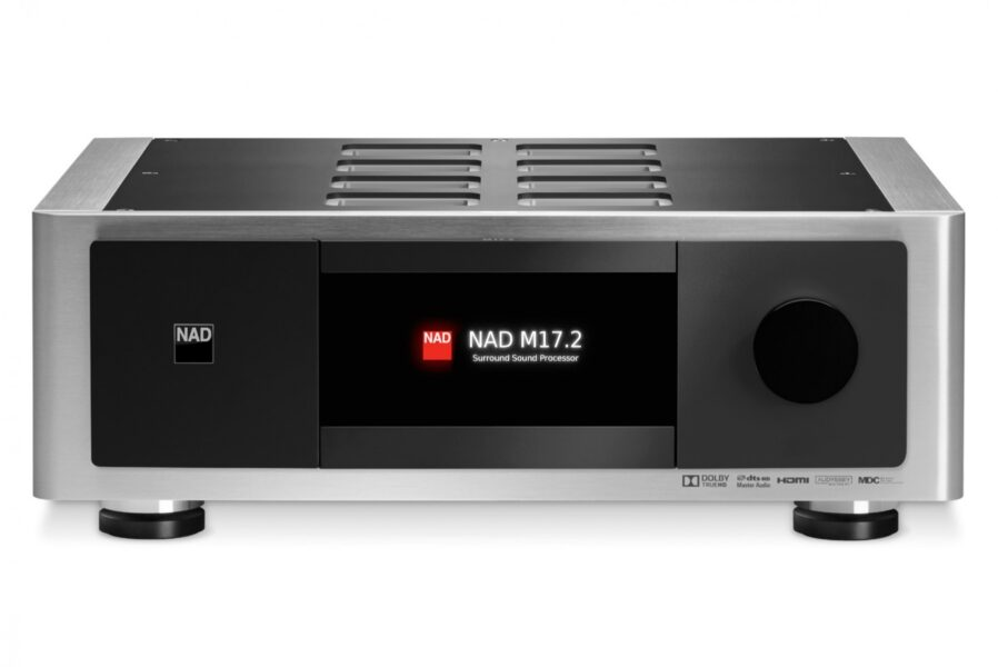 NAD Electronics M 17.2 AV Surround Sound Pre Amp Processor