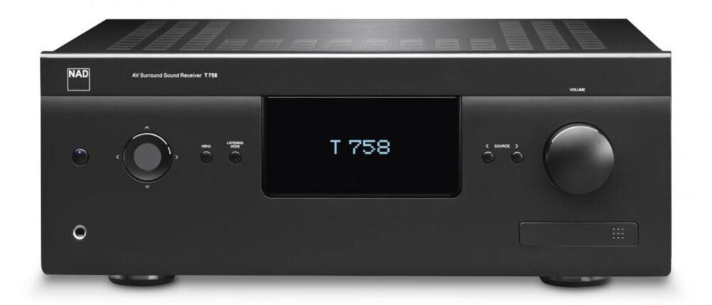 NAD Electronics T 758 V3i AV Surround Sound Receiver