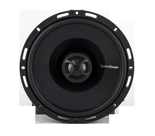 Rockford Fosgate P1650 – Punch 6.5″ 2-Way Full Range Euro Fit Compatible Speaker