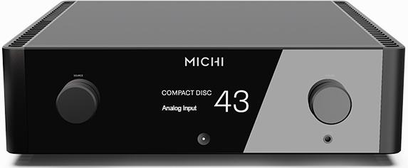Rotel Michi P5 Stereo Pre-Amplifier