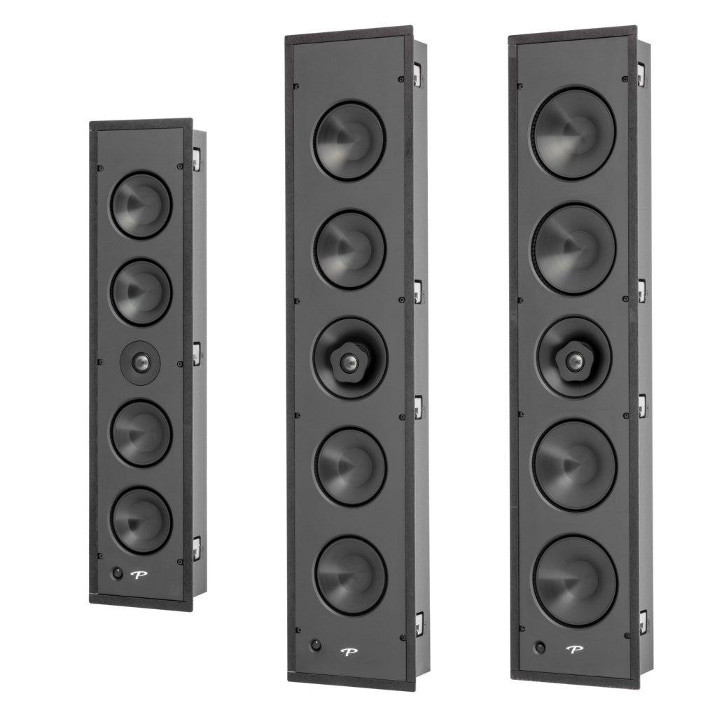 Paradigm CI Elite LCR In-Wall Speaker Range