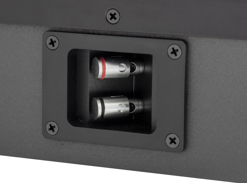Paradigm CI Elite LCR In-Wall Speaker Binding Posts