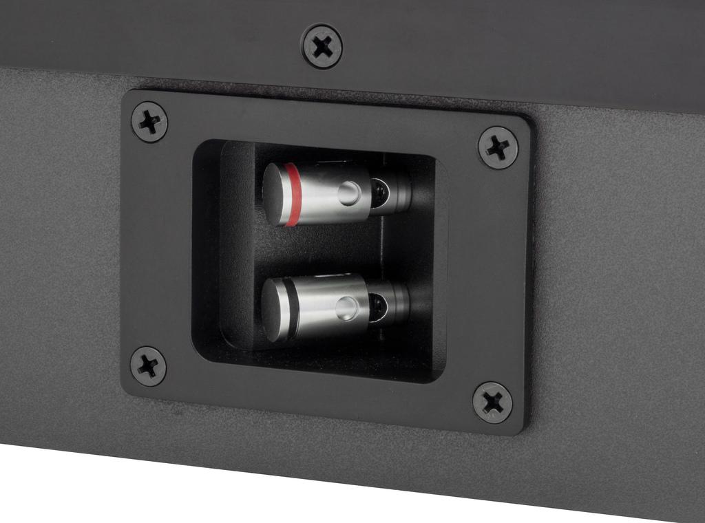 Paradigm CI Pro LCR In-Wall Speaker Binding Posts