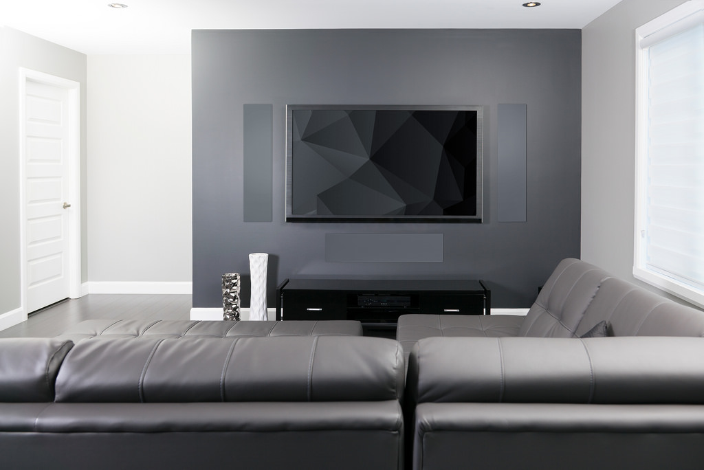 Paradigm CI Pro LCR In-Wall Speakers - Painted Grilles