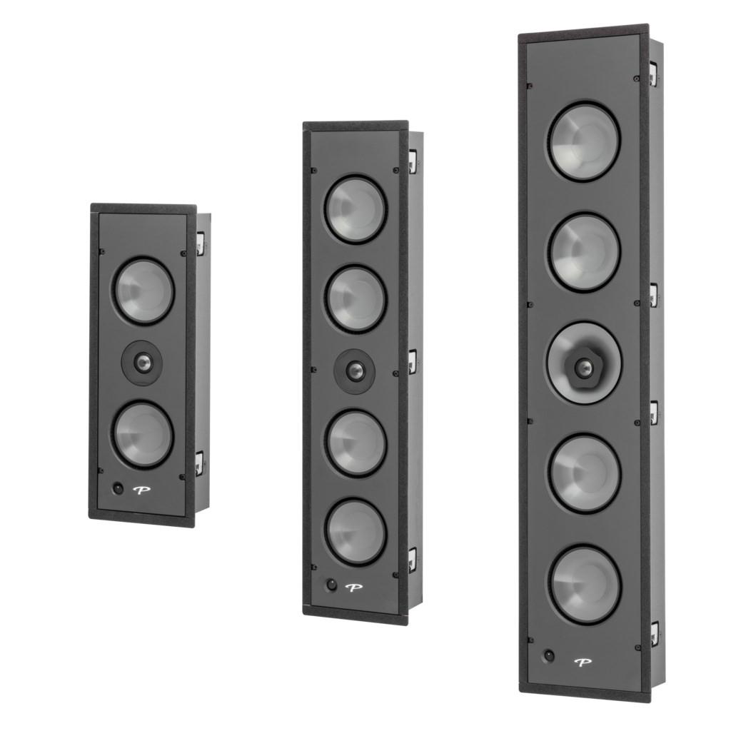 Paradigm CI Pro LCR In-Wall Speaker Range
