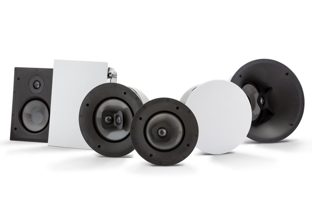 Paradigm CI Pro Series Custom Speakers