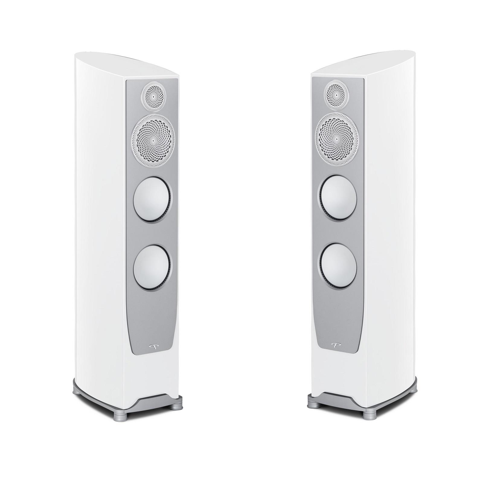 Paradigm Persona 3F Floor Standing Speakers - High Gloss Harmony White