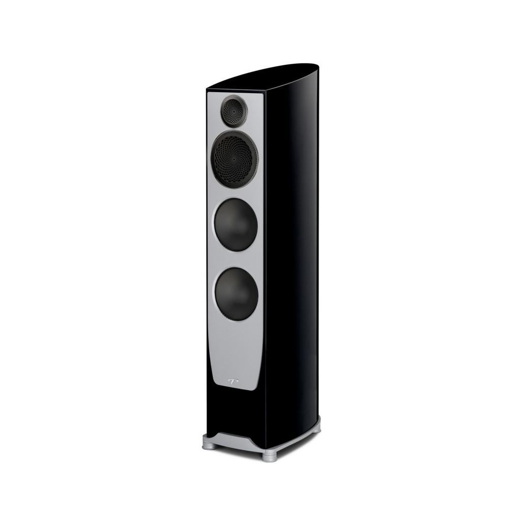 Paradigm Persona 3F Floor Standing Speakers - High Gloss Vanta Black