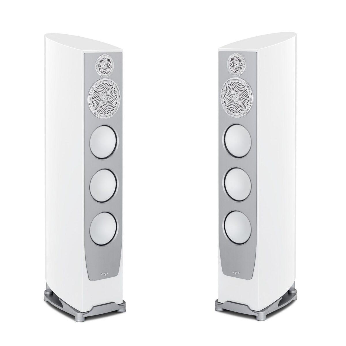 Paradigm Persona 5F Floor Standing Speakers - High Gloss: Harmony White