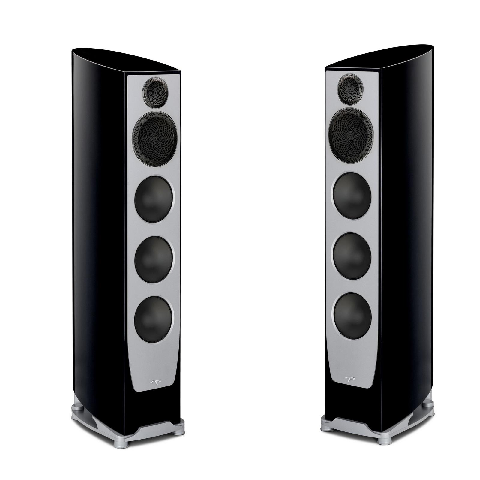 Paradigm Persona 5F Floor Standing Speakers - High Gloss: Vanta Black