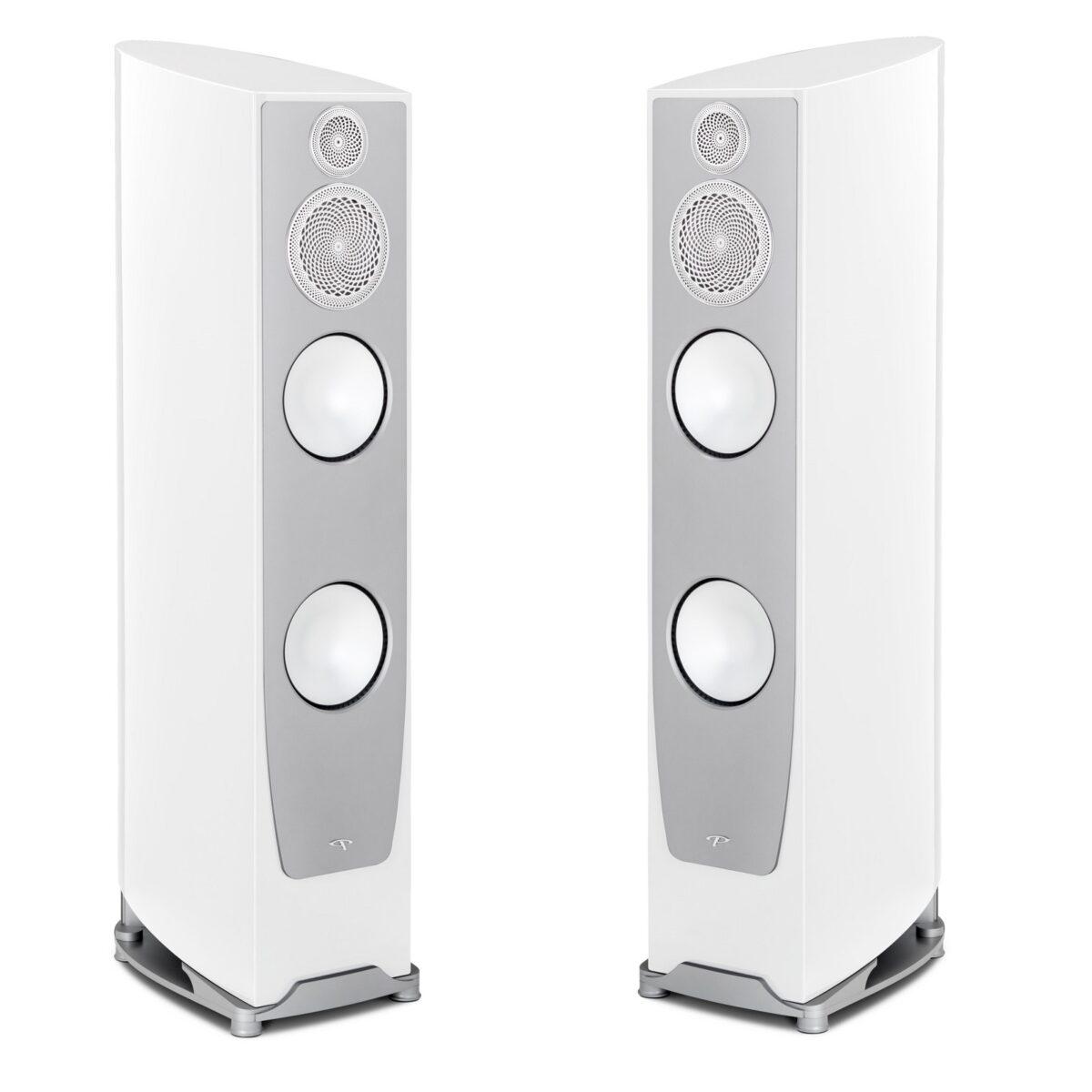 Paradigm Persona 7F Floor Standing Speakers - High Gloss: Harmony White