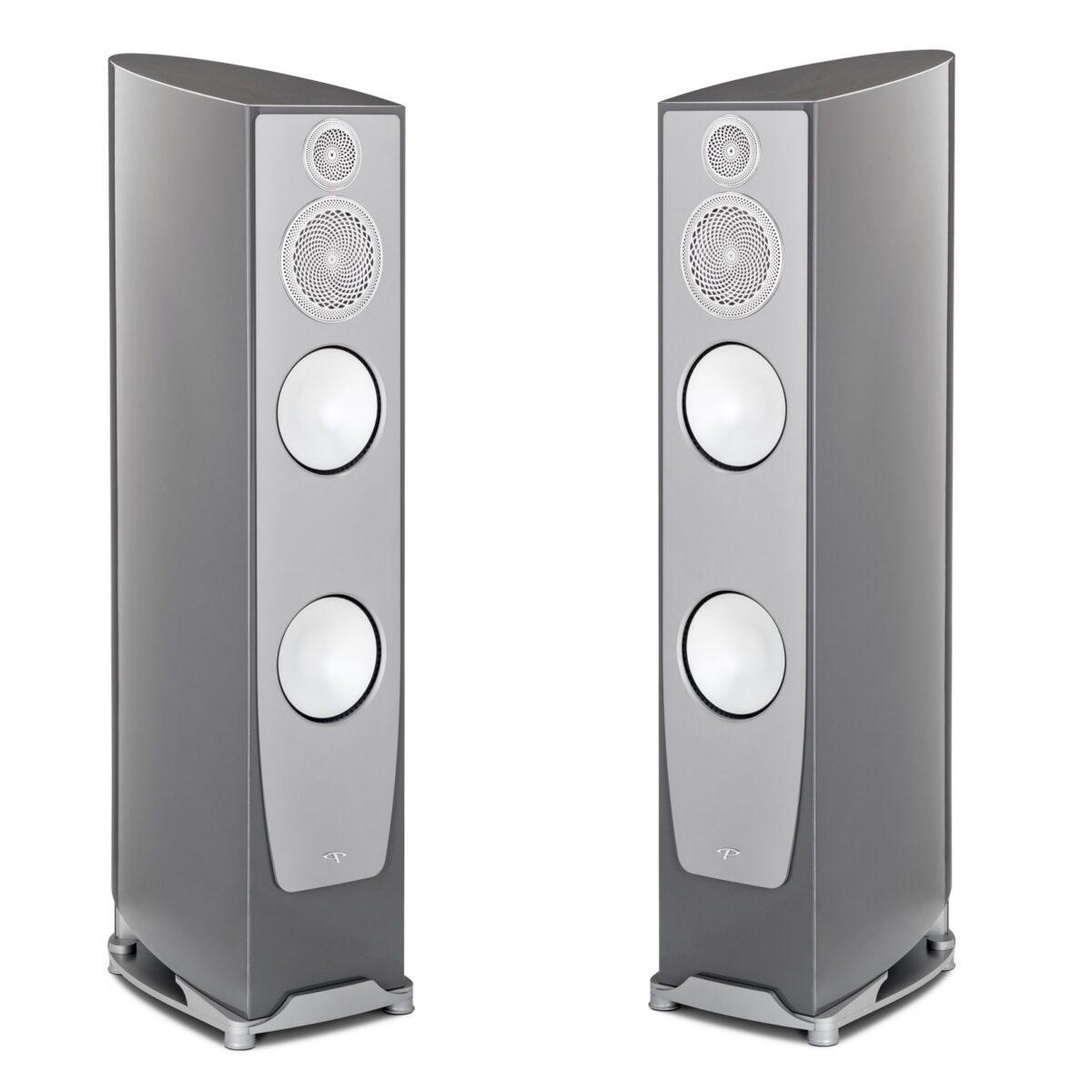Paradigm Persona 7F Floor Standing Speakers - Metallic Gloss: Sonic Silver