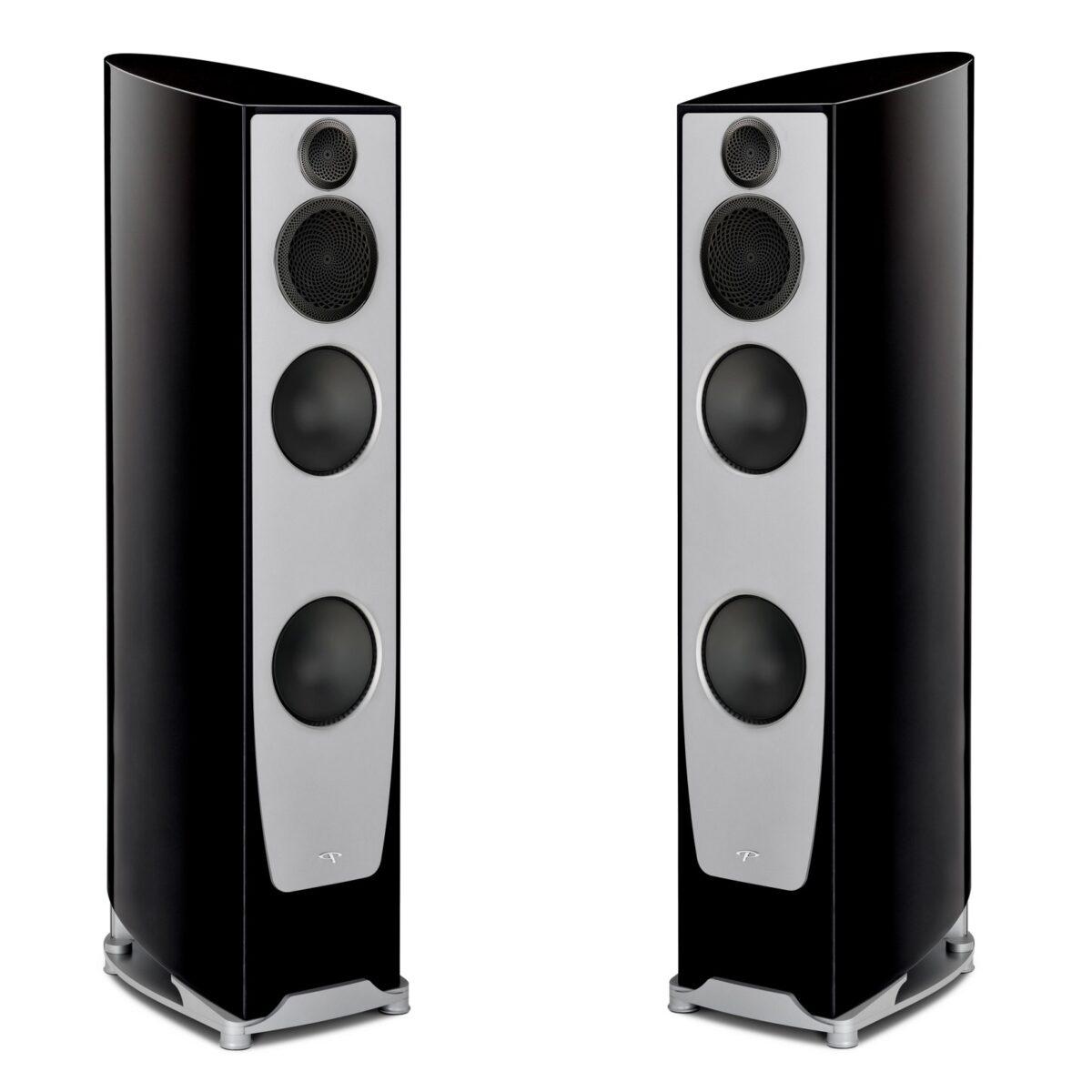 Paradigm Persona 7F Floor Standing Speakers - High Gloss: Vanta Black
