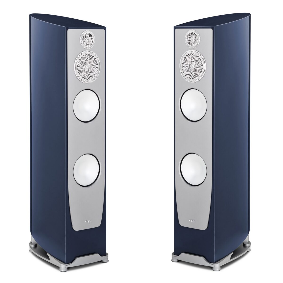 Paradigm Persona 7F Floor Standing Speakers - Metallic Gloss: Aria Blue