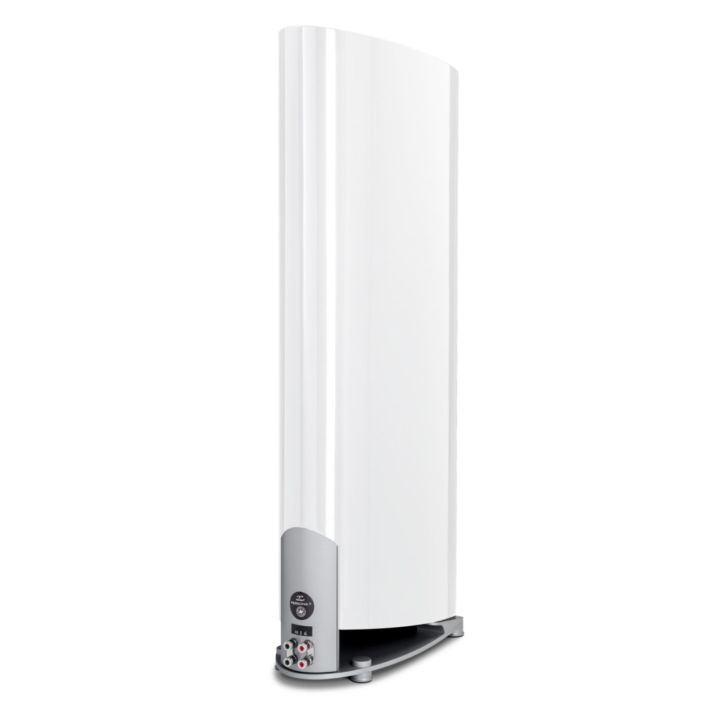 Paradigm Persona 7F Floor Standing Speakers - Rear Angle View