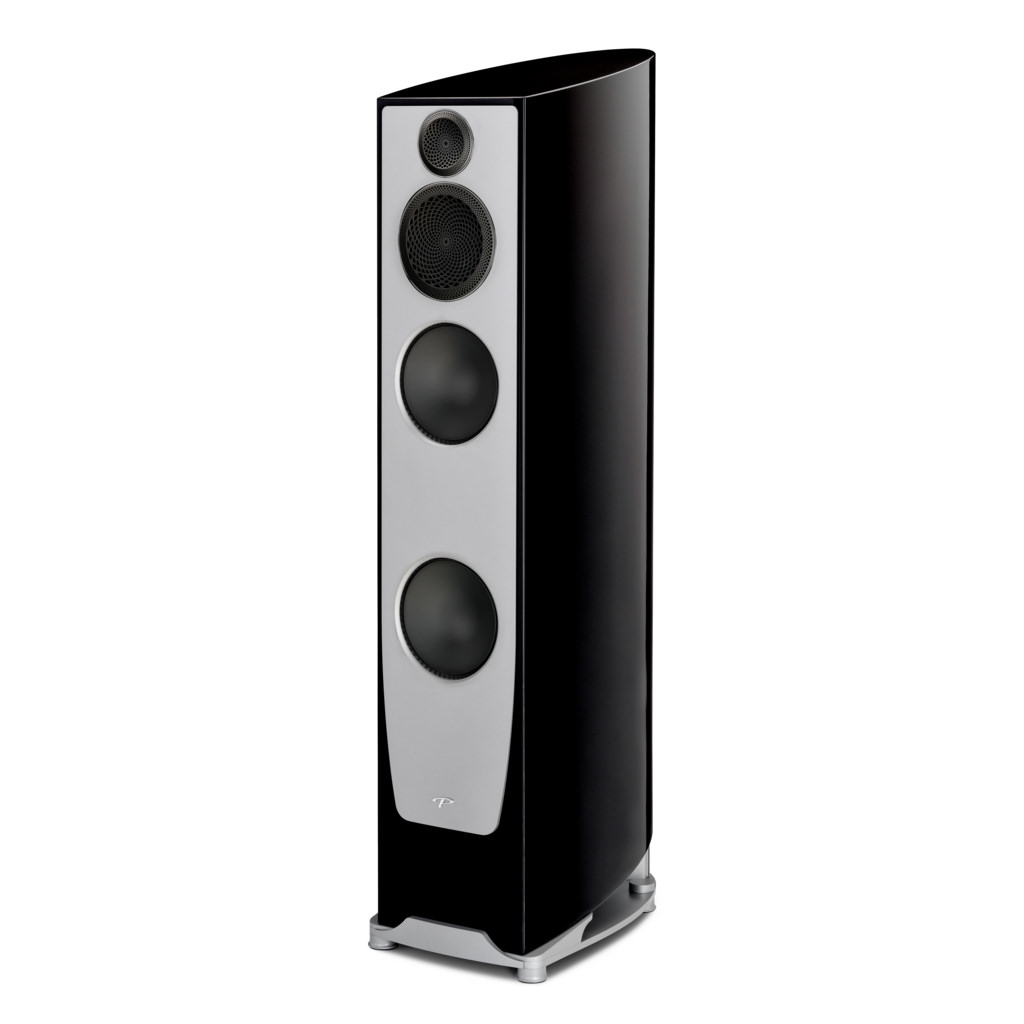Paradigm Persona 7F Floor Standing Speakers - Front Angle View