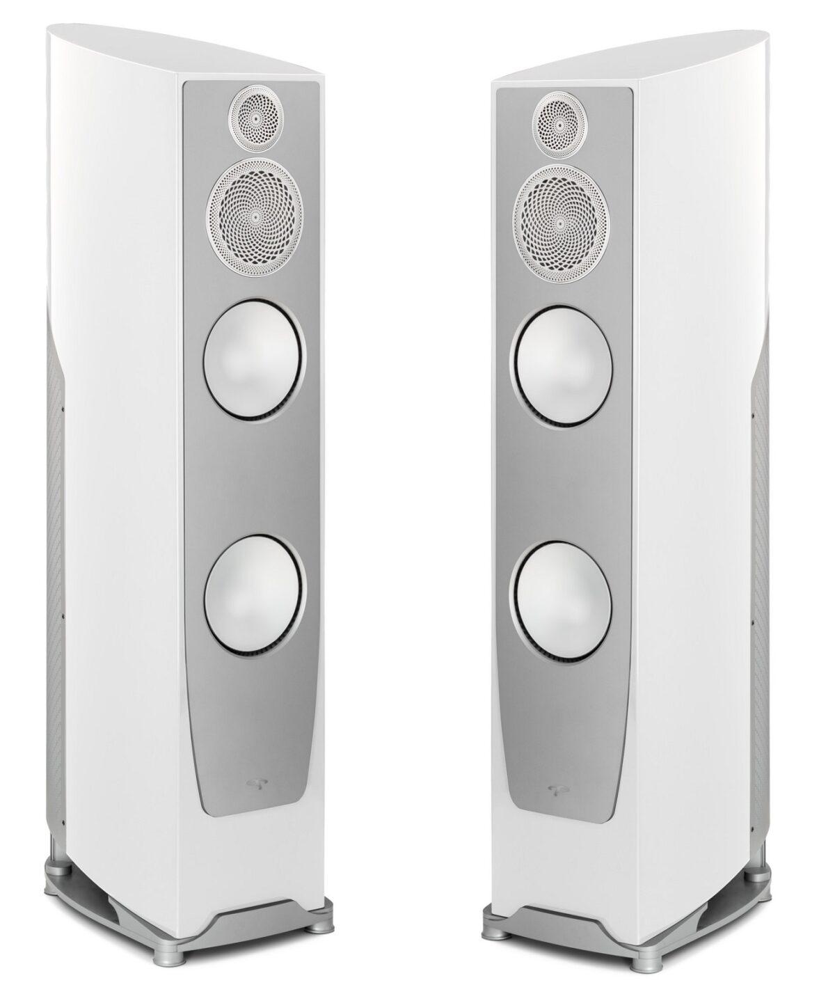 Paradigm Persona 9H Floor Standing Speakers - High Gloss: Harmony White