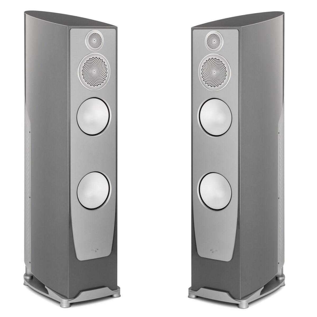 Paradigm Persona 9H Floor Standing Speakers - Metallic Gloss: Sonic Silver
