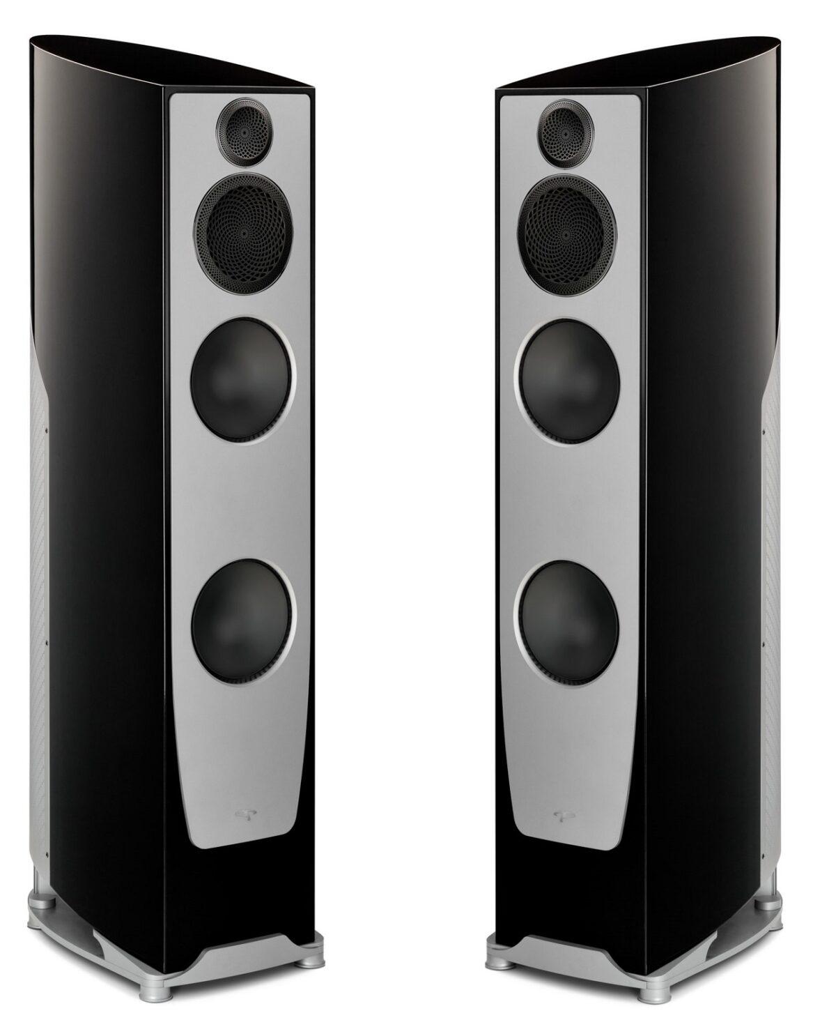 Paradigm Persona 9H Floor Standing Speakers - High Gloss: Vanta Black