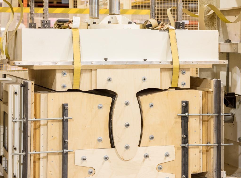 Paradigm Persona Series Speakers - Cabinet Manufacturing