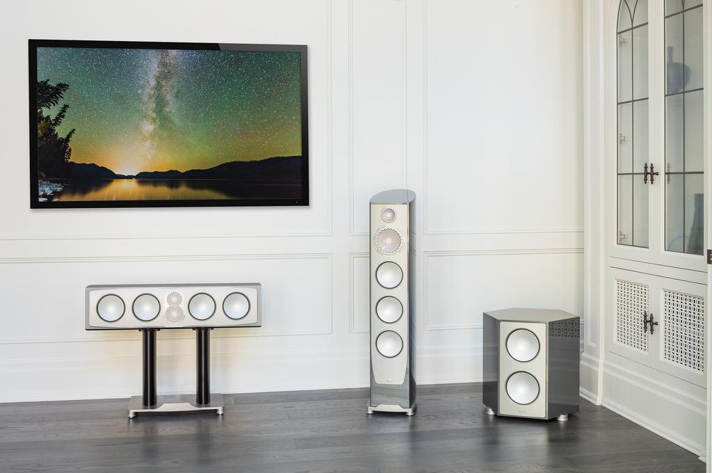 Paradigm Persona Series Speakers & Subwoofer