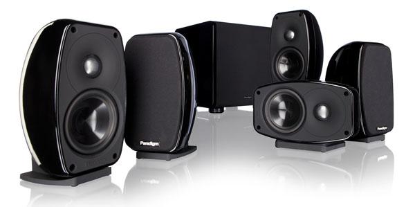 Paradigm Cinema 100CT 5.1 Speaker System