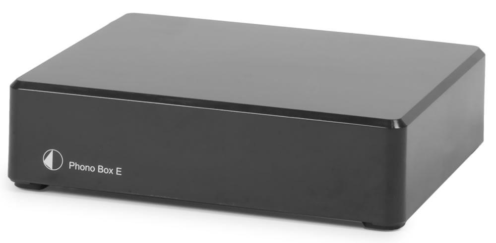 Pro-ject Phono Box E Phono Pre-Amplifier