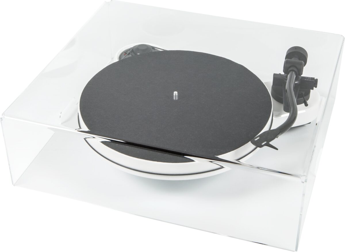 Pro-Ject Cover-It RPM 1 & 3 Acrylic Dust Cover