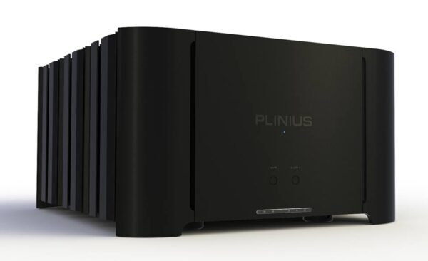 Plinius Reference A-300 2 x 300 Watt Power Amplifier - Black