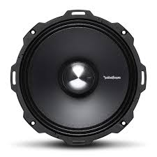 Rockford Fosgate PPS4-8 Punch Pro 8″ 4-Ohm Midrange/Midbass Speaker