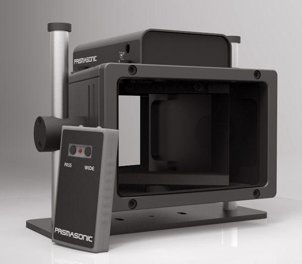 Prismasonic P100R Motorised Anamorphic Projector Lens
