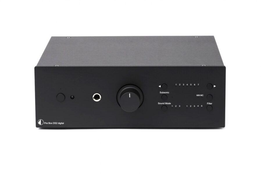 Pro-Ject Pre Box DS2 Digital Micro Pre-amplifier