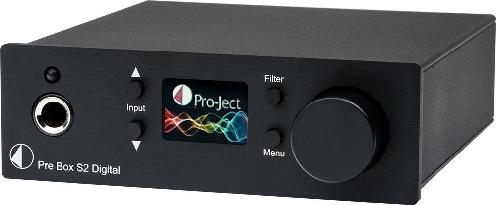 Pro-Ject Pre Box S2 Digital Micro Pre-amplifier