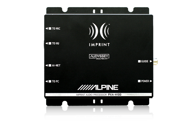 Alpine PXA-H100 IMPRINT Sound Processor