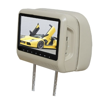 MONGOOSE Q490 9″ ADR Approved headrest DVD Players