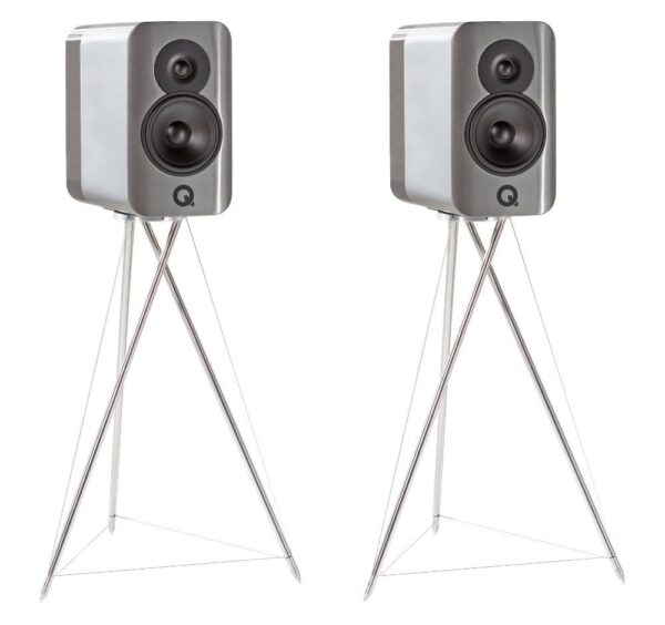 Q Acoustics Concept 500 Floor Standing Speakers - Gloss Black