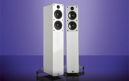 Q Acoustics Concept 40 Floor Standing Speakers – Ex demo